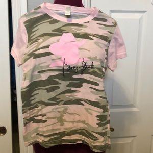 Woman's T-shirt cowgirl size medium